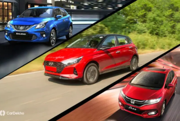 Discount Up To Rs 40,000 On Premium Hatchbacks This September